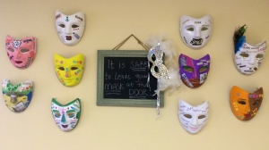 Mask Art Therapy