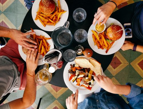 5 Signs You Have An Unhealthy Relationship With Food
