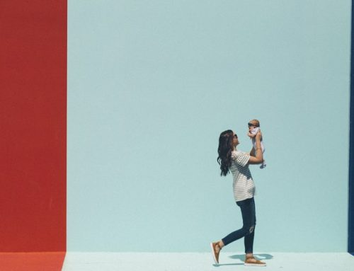 3 Ways to Start Overcoming Postpartum Depression & Anxiety